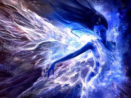 Heaven-Water-girl