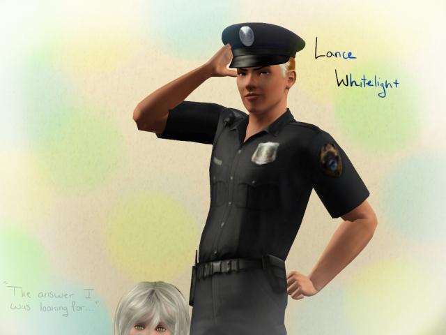 Lance Whitelight