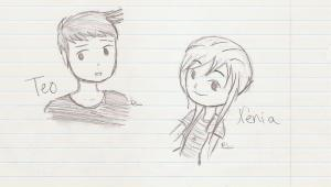 Teo & Xenia